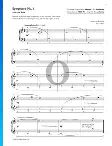 Sinfonie Nr. 1 in c-Moll, Op. 68: 4. Adagio, Finale