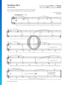 Symphony No. 1 in C Minor, Op. 68: 4. Adagio, Finale