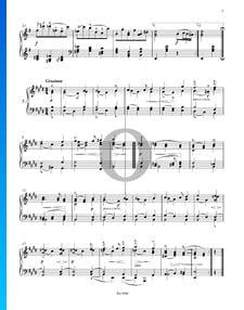 Dieciséis valses, Op. 39 n.º 5