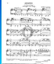 Adagio en sol menor (Giazotto)