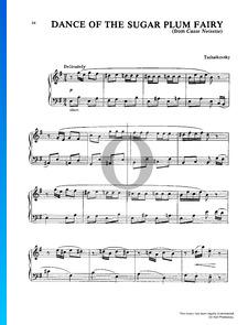 Danza del Hada de Azúcar, Op. 71
