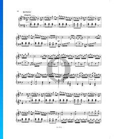 Sonata en sol mayor n.º1, Op. 53 P. XII: 41: 3. Rondó