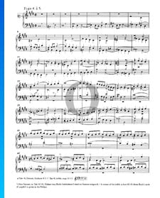 Fuga 4 en do sostenido menor, BWV 849