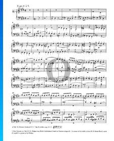 Fugue 4 C-sharp Minor, BWV 849