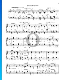 Kleine Romanze, Op. 68 Nr. 19