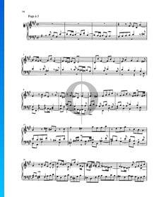 Fugue F-sharp Minor, BWV 883