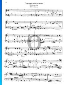 Contrapunctus 12, BWV 1080/12,1