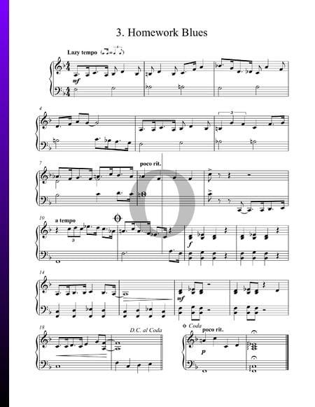 homework blues pamela wedgwood