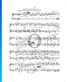 Cosas vividas y soñadas (Životem a snem), Op. 30 n.º 2