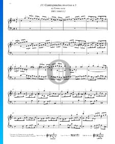 Contrapunctus 13, BWV 1080/13, 2