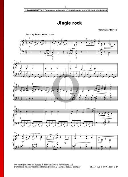 Jingle Rock Sheet Music