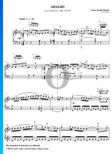 Sonate No. 48 en Do Majeur, Hob.XVI:35: 2. Adagio