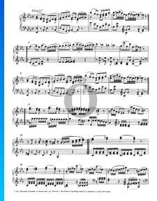 Klaviersonate Nr. 17 B-Dur, KV 570: 2. Adagio