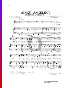Adieu Angelina (Farewell Angelina)