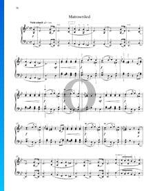 Canción del marinero, Op. 68 n.º 37
