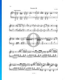 Sonata en si bemol mayor, P. XII: 43: 1. Adagio maestoso