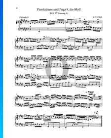 Praeludium dis-Moll, BWV 877