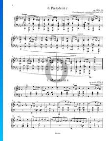 Prélude in c-Moll, Op. 28 Nr. 20