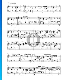 Partita en sol menor, BWV 1004: 5. Chacona