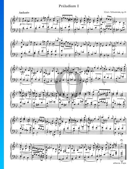 Prelude in G Minor No. 1, Op. 16 Sheet Music