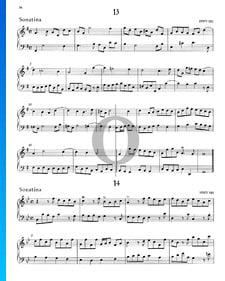 Sonatina G-Dur, HWV 582