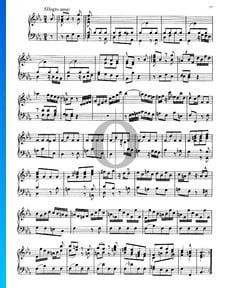 Sonata n.º 5, Wq 49: 3. Allegro assai