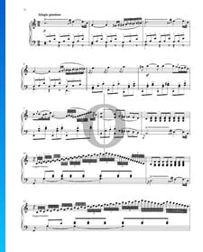 Sonata, Op. 31 n.º 1: 2. Adagio grazioso
