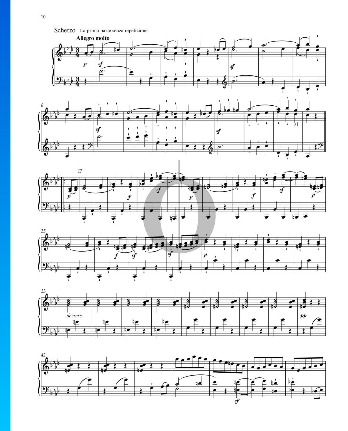 Grande Sonata Funeral March Op 26 2 Scherzo