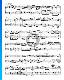Concerto in B Major, BWV 982: 2. Adagio