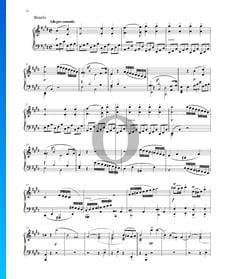 Sonata en mi mayor, Op. 14 n.º 1: 3. Rondó