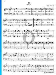 Aria: Bist du bei mir, BWV 508