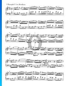 Englische Suite Nr. 5 e-Moll, BWV 810: 5./6. Passepied I und II