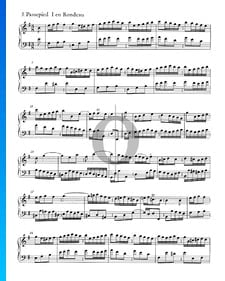 English Suite No. 5 E Minor, BWV 810: 5./6. Passepied I and II