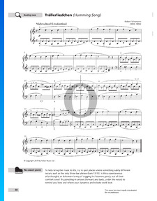 En Fredonnant, Op. 68 No. 3