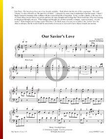 Our Savior's Love