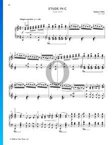 Etüde in C-Dur, Op. 46 Nr. 24