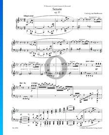 Sonata Appassionata, Op. 57: 1. Allegro assai