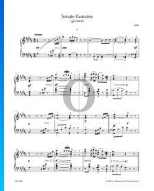 Sonata-Fantaisie gis-Moll: 1. Andante