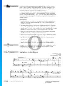 Aufforderung zum Tanz, Op. 65