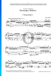 Hommage à Brahms: I. Engelsflügel 1