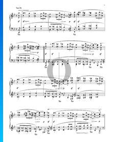 Variationen und Fuge über ein Thema von Händel, Op. 24: Variation IX