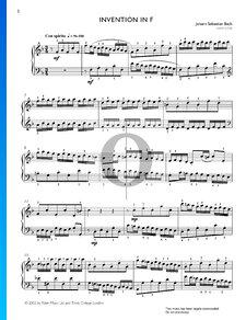 Invention 8, BWV 779