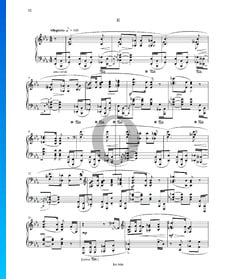 Sonata n.º 3 en fa sostenido mayor, Op. 23: 2. Allegretto