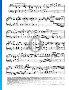 Sonata n.º 6, Wq 49: 2. Adagio non molto