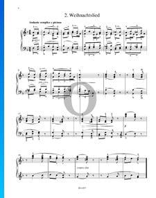 Christmas Song, S. 502