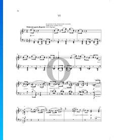 Erlebtes und Erträumtes, Op. 30 Nr. 6