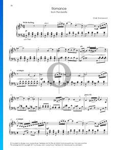 Suite Gadfly, Op. 97a: 8. Romance