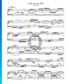 Suite n.º 5 en fa sostenido mayor, HWV 431: 1. Preludio