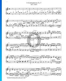 Contrapunctus 8, BWV 1080/8