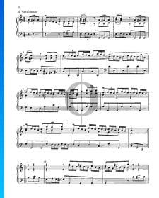 Partita 3, BWV 827: 4. Sarabande